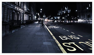London at Night by My-Skies