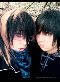 with Yuki