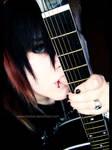 Guitar. by miyavik