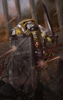 Imperial Fist and Chem Dog Revamp