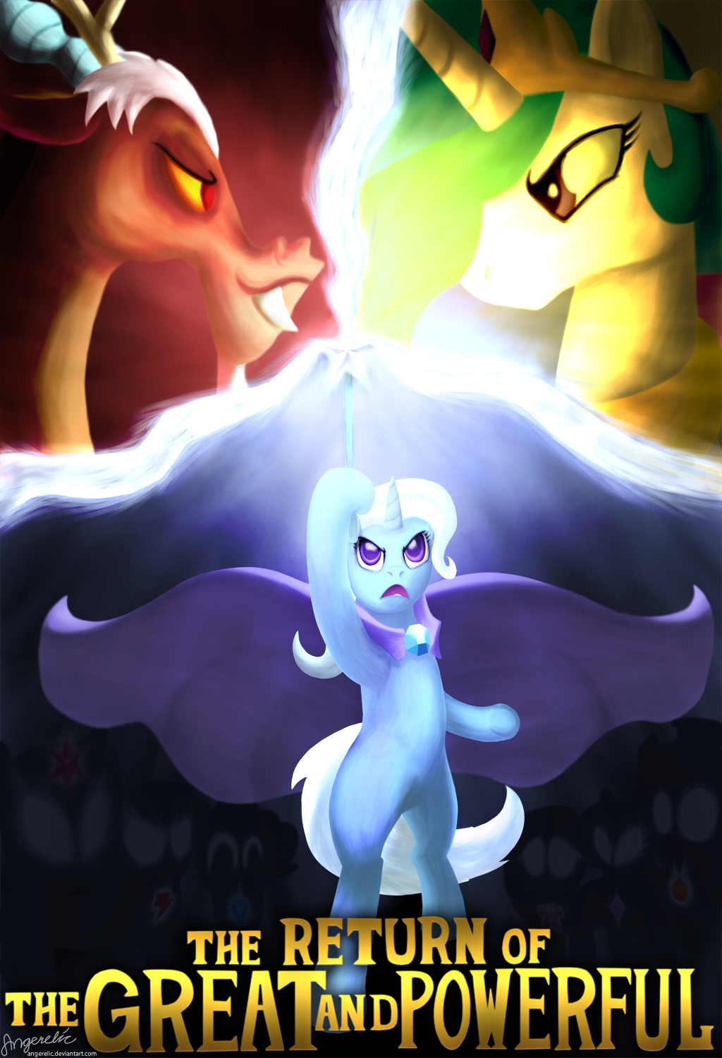 The Return of the Great and Powerful by Angerelic