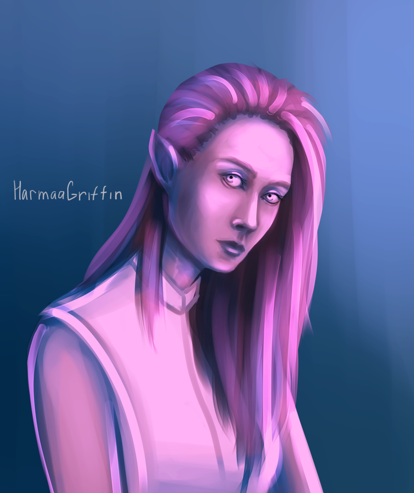 Lady3 by HarmaaGriffin