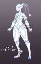 Roboadopt by HarmaaGriffin