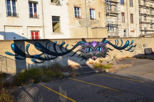 street art Lyon 7 - Jef soto