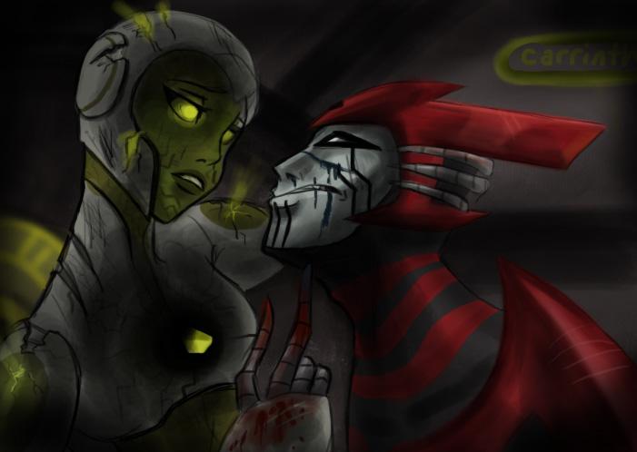 eternal darkness mantorok ending a relationship