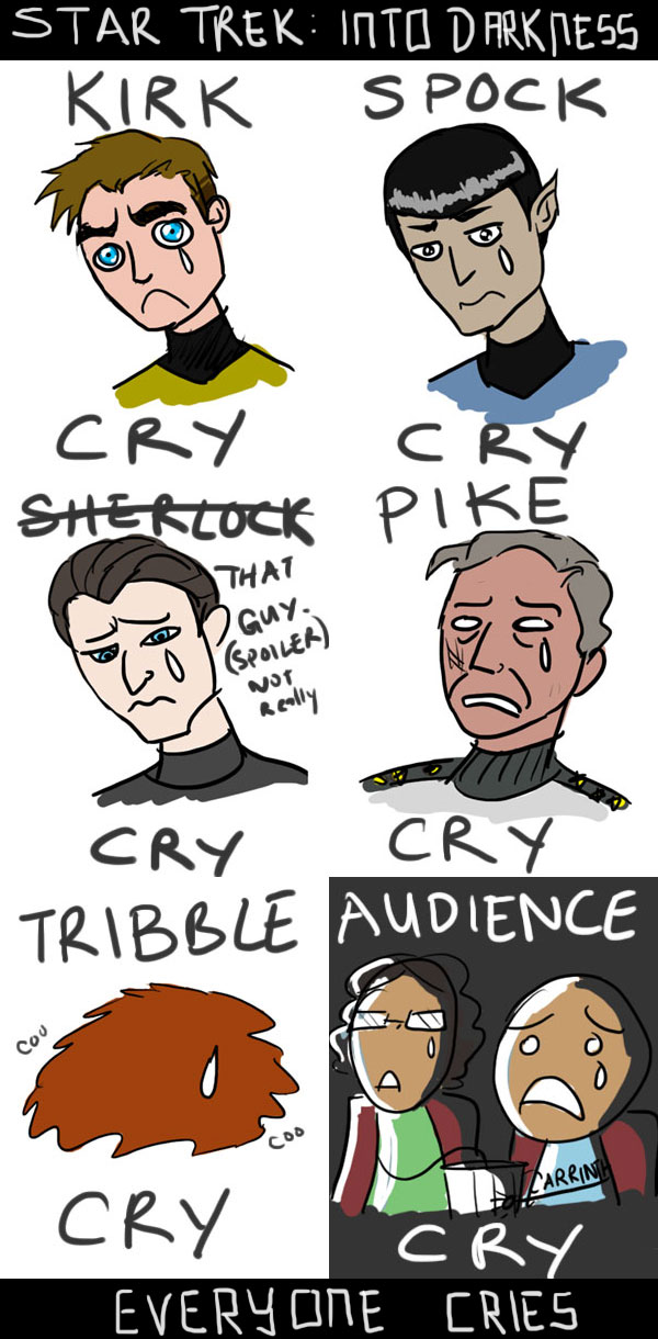 Star Trek Into Darkness Khan Meme