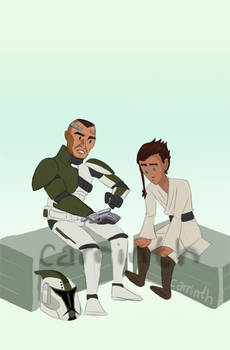 SW Rebels: Blaster Training