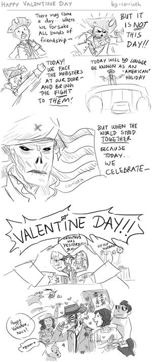 Fallout 4: Everyday is Valentine Day