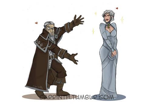 WoW: Gilneas has best queen!