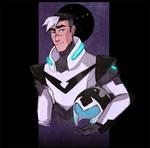 Voltron: Shiro, Black Paladin