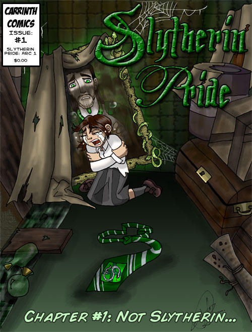 Image Gallery slytherin pride