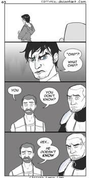SW Rebels: Different Journey AU FF63