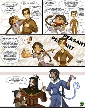 Avatar: The Ponytail