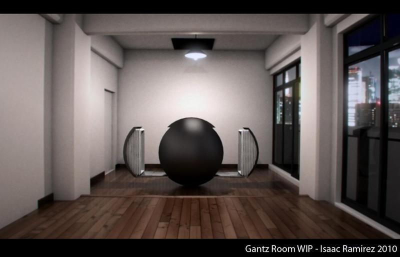 Gantz WIP by Isk-86