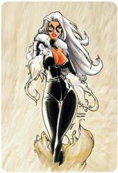 Black Cat by BenComics