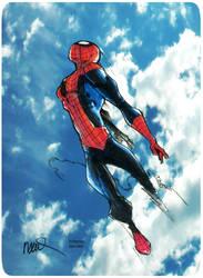 Spider-Man by BenComics