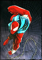 Scarlet Spider by BenComics
