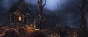 Pumpkins (05.11.2014) by elleneth