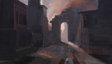daily sketch 22 by elleneth