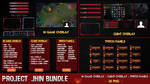 PROJECT Jhin - Bundle [36 PNG]