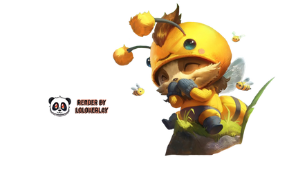 Beemo - Render by lol0verlay