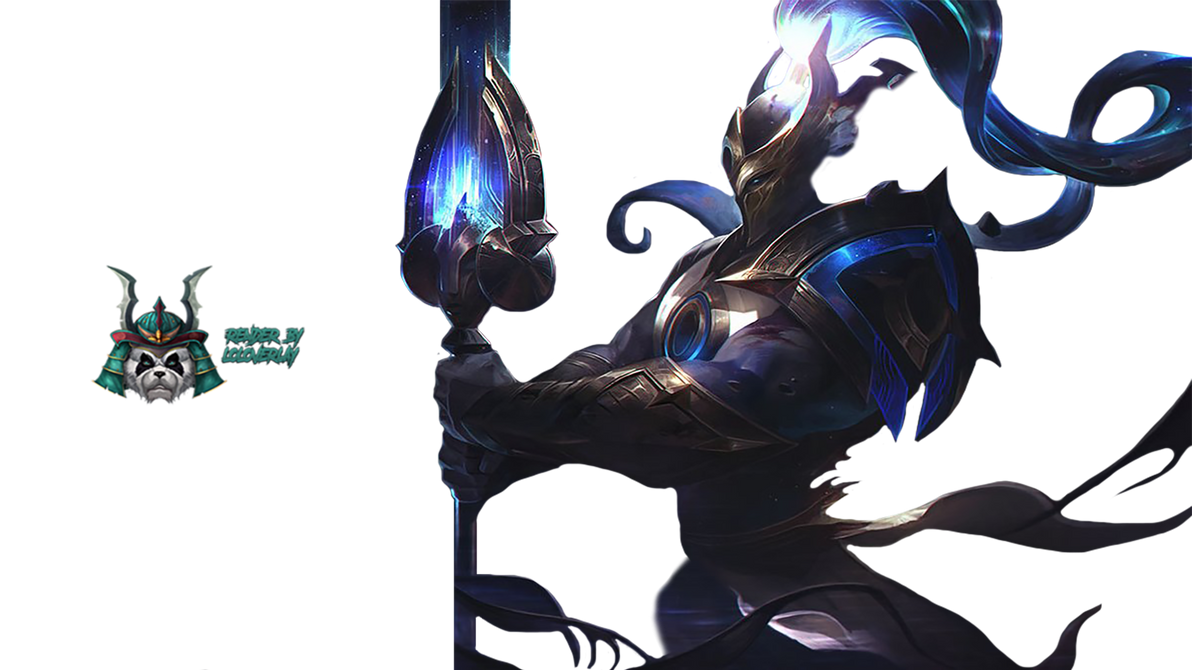 Cosmic Defender Xin Zhao Render By Lol Overlay On Deviantart