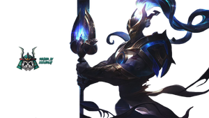 Cosmic Defender Xin Zhao - Render