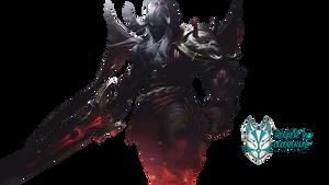 Blood Moon Aatrox - Render