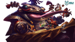 Coin Emperor Tahm Kench - Render