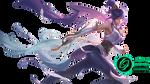 Soaring Sword Fiora - Render
