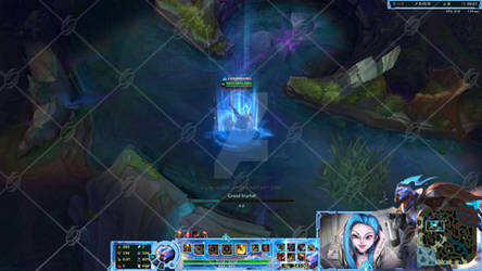 Pulsefire Pantheon - In Game Overlay
