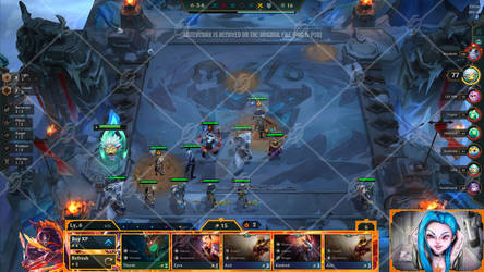 PROJECT Pyke - Teamfight Tactics Overlay