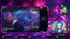 Battle Boss Malzahar - Lobby Overlay
