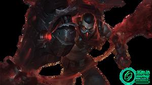 Resistance Singed - Render (League of Legends)