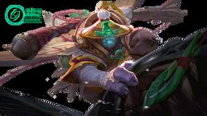 Angler Jax - Render (League of Legends WR)