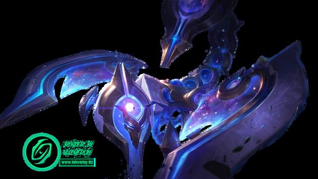 Cosmic Skarner - Render (League of Legends)