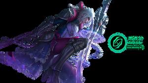 Battle Queen Diana - Render (League of Legends)
