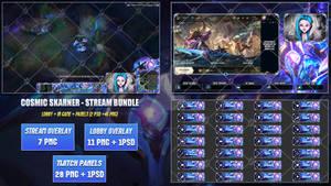 Cosmic Skarner - Stream Bundle (League of Legends)