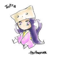 + Parthenope - Toeto + by MADxxasxaHATTER