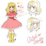 + Victoria Sponge-Cake +