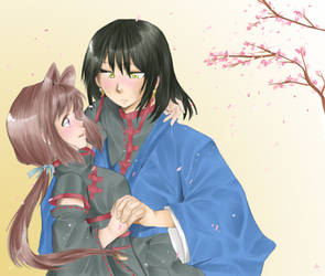 + Cherry Blossoms +