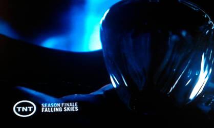 Falling Skies Season Finale Cliff Hanger Alien by Mandelay