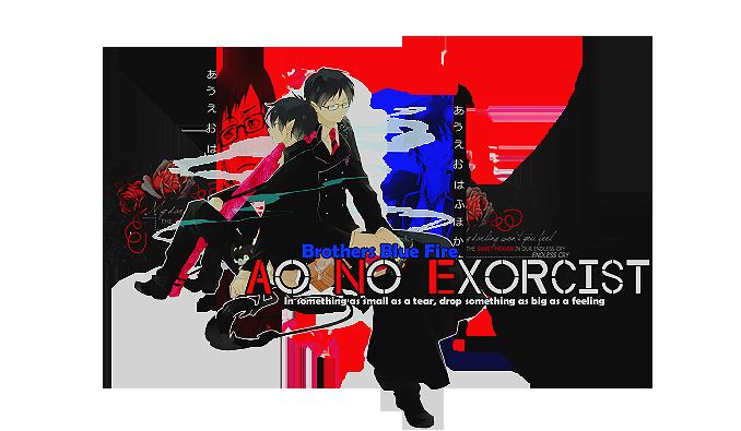 Firma Ao no exorcist by MadaraBrek