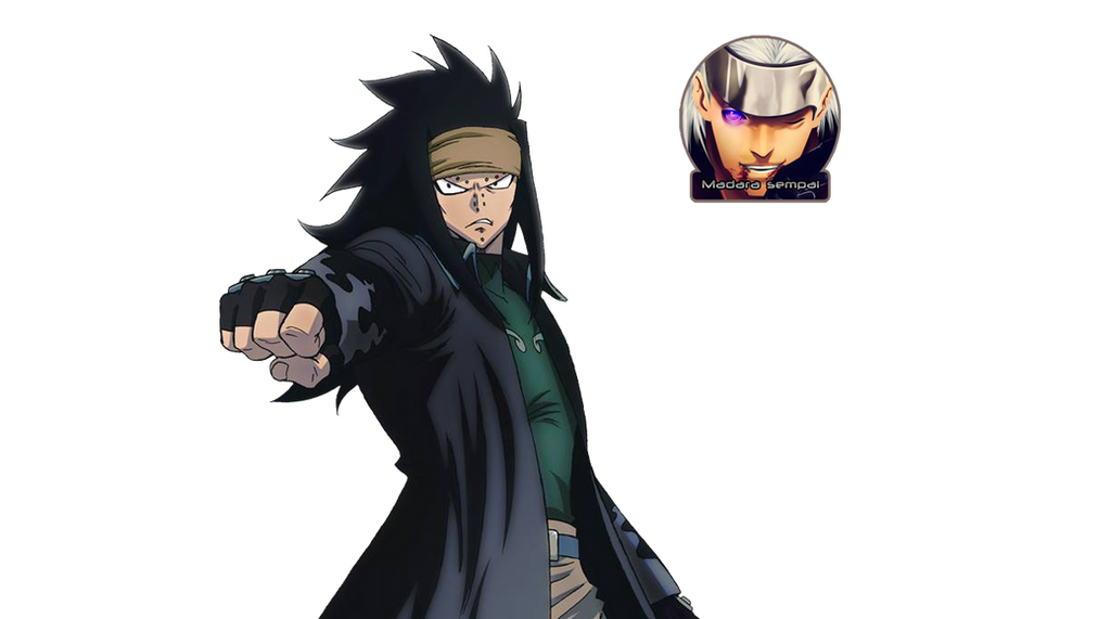 fairy tail gajeel related - photo #21