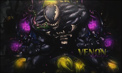 Venom Spider by MadaraBrek