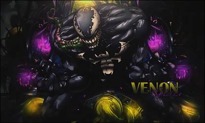 Venom Spider PSD by MadaraBrek