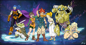 Chrono Trigger- To the Brink of Wonder by Toadman005