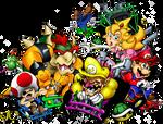 Mario Kart 64 by Toadman005