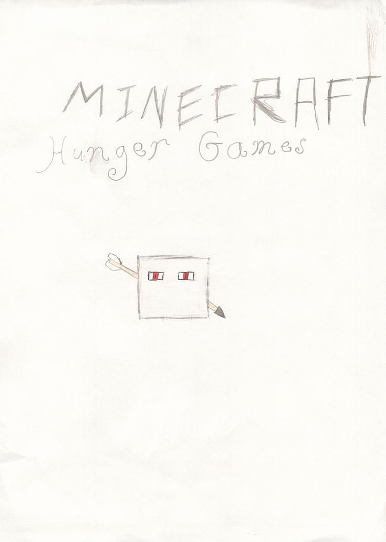 Cragp im bad at hunger games logoes by Pikachu-Riolu-Human