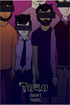 Toro Chpt 2 Cover